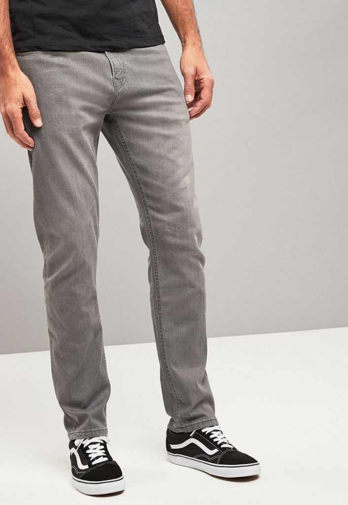 Blugi slim fit elastici