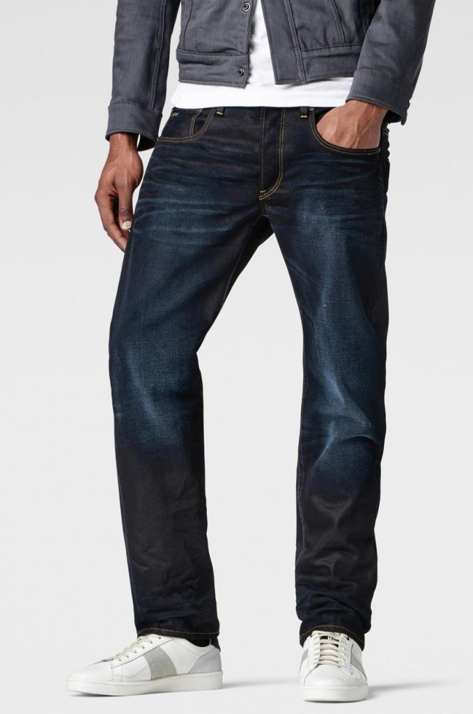 G-Star Raw - Jeanși 3301 Straight