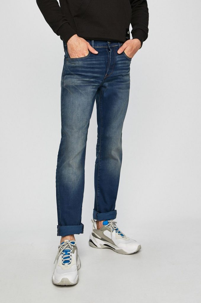 G-Star Raw - Jeansi 3301 Straight