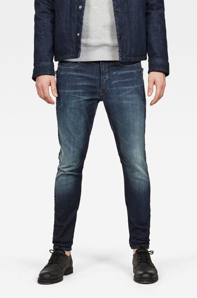G-Star Raw - Jeansi D-Staq Zip