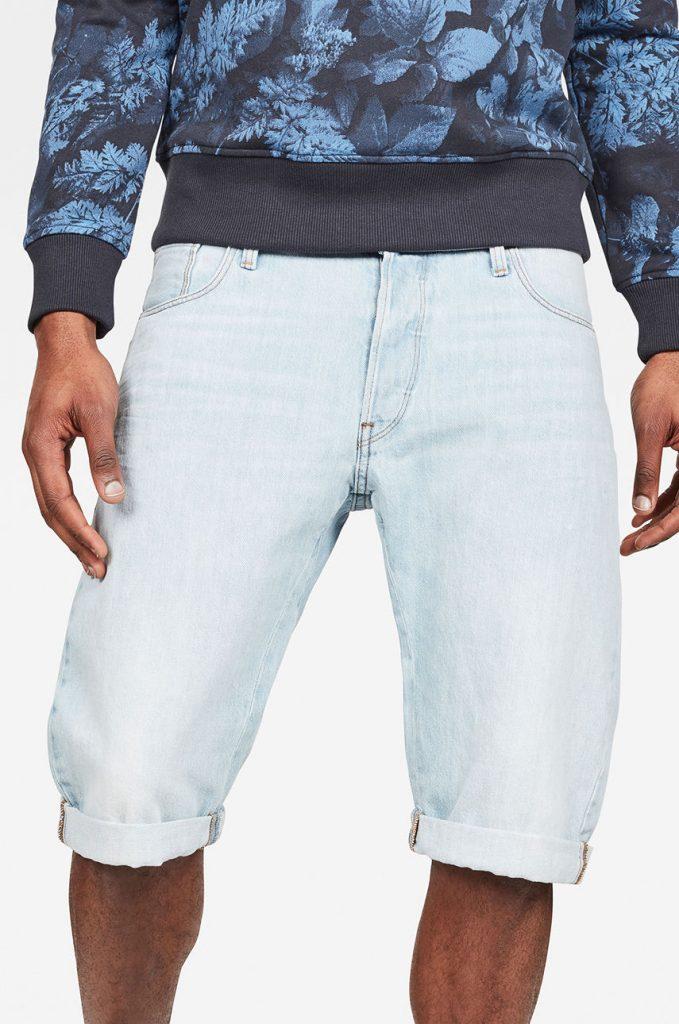 G-Star Raw - Pantaloni scurti Arc