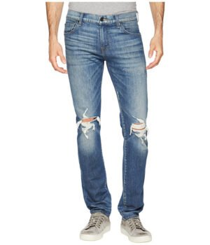 Imbracaminte Barbati 7 For All Mankind Paxtyn Skinny Fit in Techtonic Techtonic