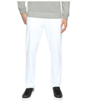 Imbracaminte Barbati 7 For All Mankind Slimmy w Clean Pocket in Luxe Performance ndash White White