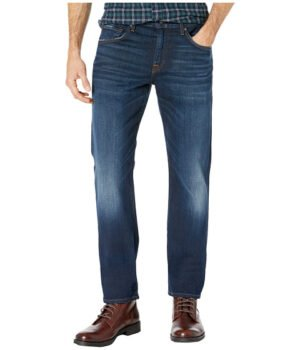 Imbracaminte Barbati 7 For All Mankind The Straight Tapered Night Rider (Left Hand)