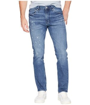 Imbracaminte Barbati Calvin Klein CKJ 026 Slim Fit Denim Jeans in Kingpin Blue Kingpin Blue