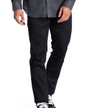 Imbracaminte Barbati Ezekiel Tinker Straight Leg Pant BLACK