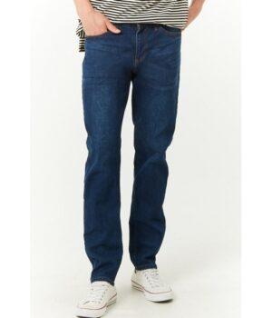 Imbracaminte Barbati Forever21 Slim Fit Jeans DARK DENIM