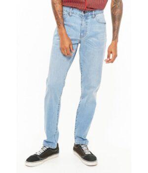 Imbracaminte Barbati Forever21 Slim Fit Jeans LIGHT DENIM