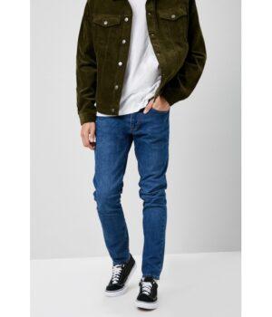 Imbracaminte Barbati Forever21 Zip-Fly Skinny Jeans INDIGO