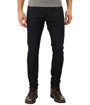 Imbracaminte Barbati G-Star 3301 Tapered Fit Jeans in Visor Stretch Denim Dark Aged Visor Stretch Denim Dark Aged