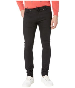 Imbracaminte Barbati G-Star D-Staq Five-Pocket Skinny in Ita Black Super Stretch Rinsed Ita Black Superstretch Rinsed