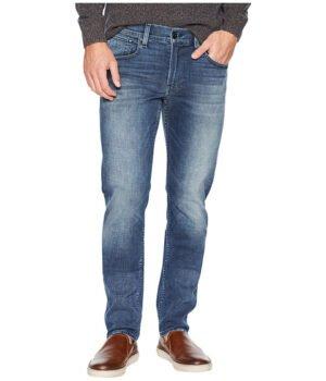 Imbracaminte Barbati Hudson Blake Slim Straight Zip in Stearns Stearns