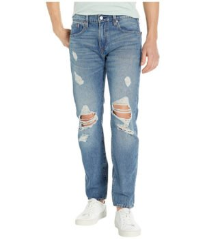 Imbracaminte Barbati Levi's 502trade Regular Tapered Jeans Grated Warp