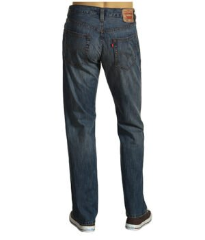 Imbracaminte Barbati Levi's 505reg RegularStraight Fit - Advanced Core Medium Chipped