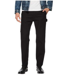 Imbracaminte Barbati Levi's Carpenter - Slim Fit Mineral Black - Stretch Canvas