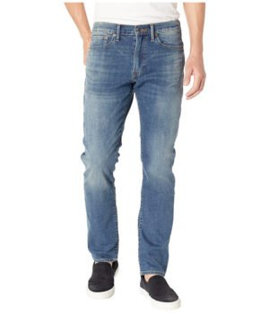 Imbracaminte Barbati Lucky Brand 121 Heritage Slim Jeans in Big Puddle Big Puddle
