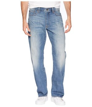 Imbracaminte Barbati Lucky Brand 181 Relaxed Straight Jeans in Anton Anton