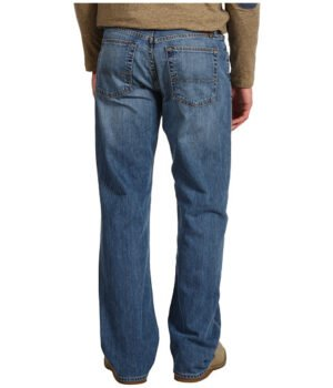 Imbracaminte Barbati Lucky Brand 181 Relaxed Straight in Light Cardiff Light Cardiff
