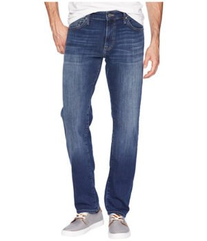Imbracaminte Barbati Mavi Jeans Marcus Slim Straight Leg in Dark Brushed Williamsburg Dark Brushed Williamsburg