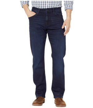 Imbracaminte Barbati Mavi Jeans Matt Mid-Rise Relaxed Straight Leg in Deep indigo Williamsburg Deep indigo Williamsburg