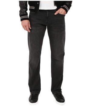 Imbracaminte Barbati Mavi Jeans Zach Classic Straight Leg in Grey Williamsburg Grey Williamsburg