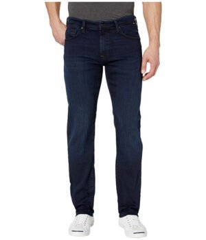 Imbracaminte Barbati Mavi Jeans Zach Mid-Rise Straight Leg in Deep Indigo Williamsburg Deep indigo Williamsburg
