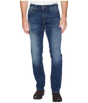 Imbracaminte Barbati Mavi Jeans Zach Regular Rise Straight Leg in Dark Blue Williamsburg Dark Blue Williamsburg