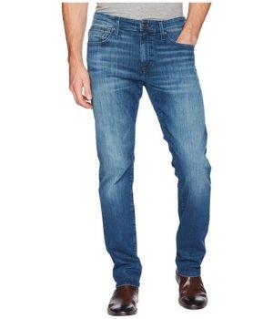 Imbracaminte Barbati Mavi Jeans Zach Regular Rise Straight Leg in Mid Tonal Williamsburg Mid Tonal Williamsburg