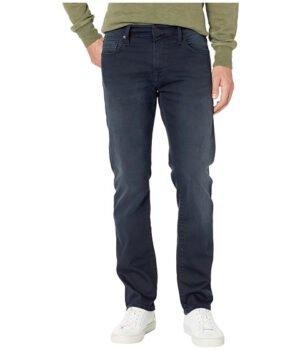 Imbracaminte Barbati Mavi Jeans Zach Straight in BlueBlack Reversed BlueBlack Reversed