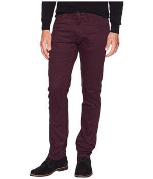 Imbracaminte Barbati Robert Graham Kent Tailored Fit Pants Berry