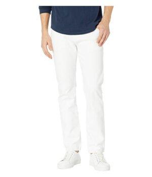 Imbracaminte Barbati US Polo Assn Rigid Slim Straight Five-Pocket in White White