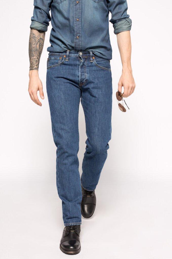 Levi's - Jeansi 501 Regular Fit