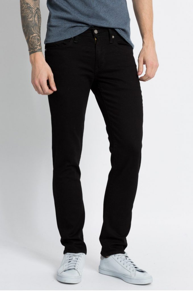 Levi's - Jeansi 511 Slim Fit Nightshine Black