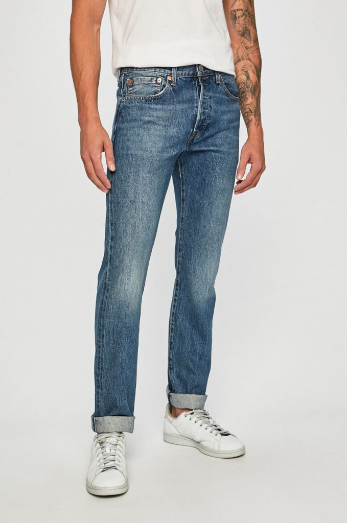 Levi's Made & Crafted - Jeansi 501