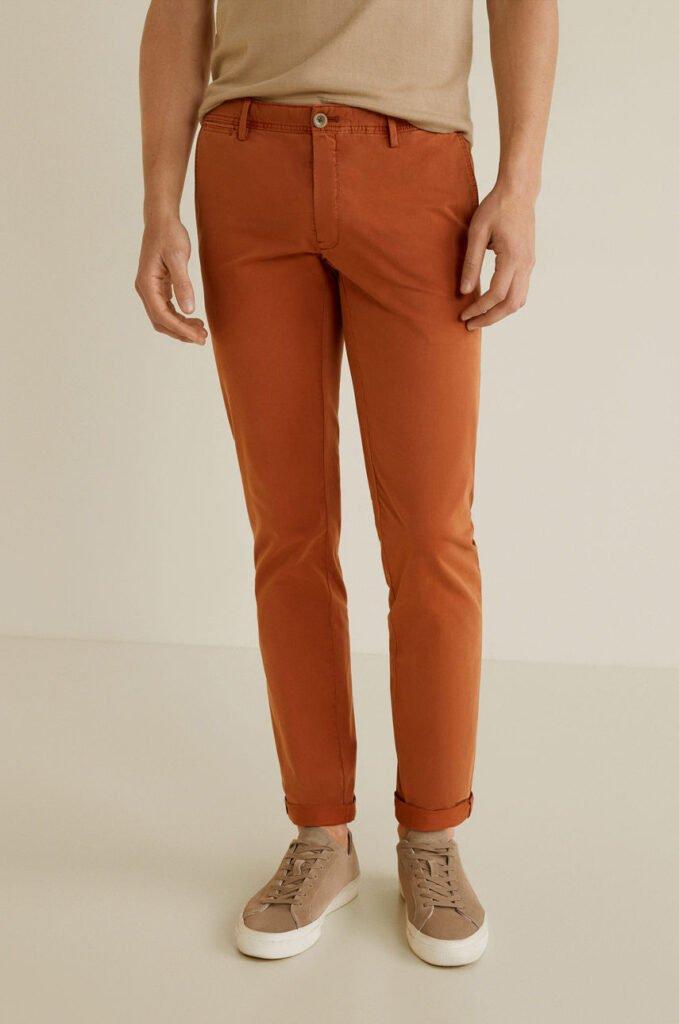 Mango Man - Pantaloni Borne4