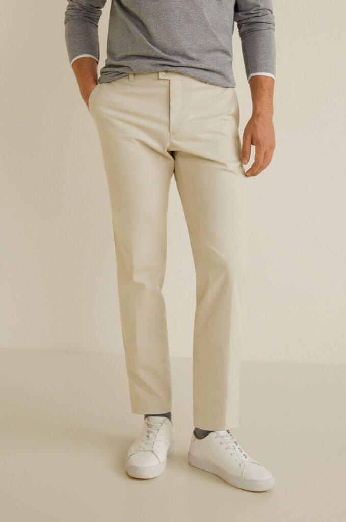 Mango Man - Pantaloni Cordoba4