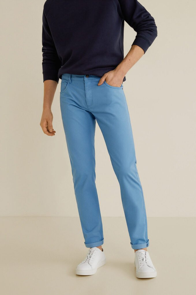 Mango Man - Pantaloni Pisa4