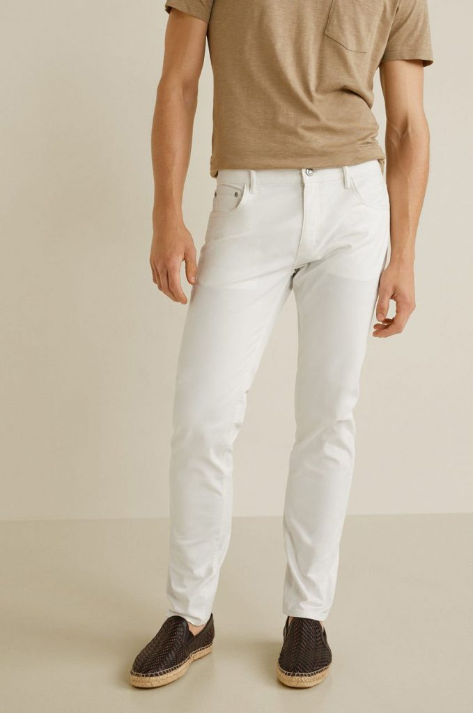 Mango Man - Pantaloni Pisa5