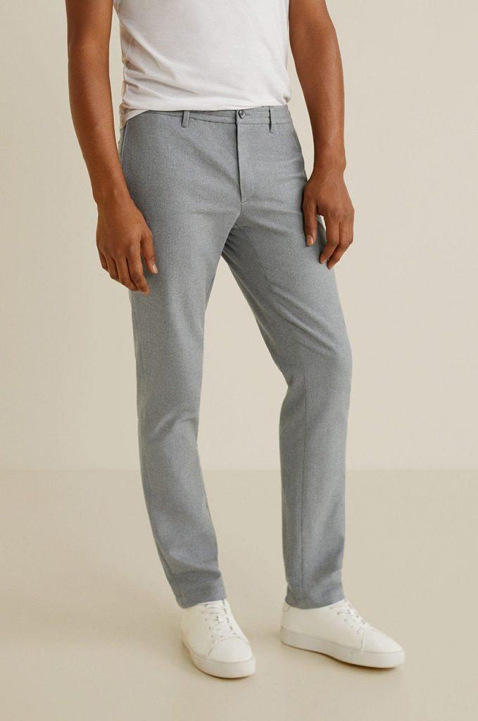 Mango Man - Pantaloni Trapani