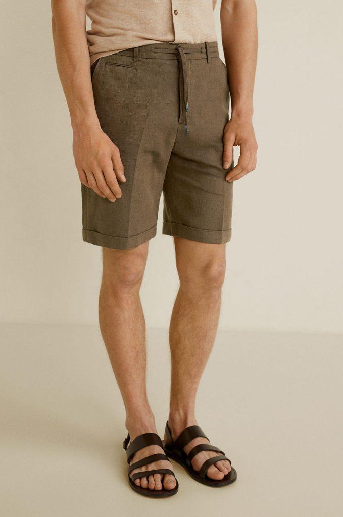 Mango Man - Pantaloni scurti Arnold5