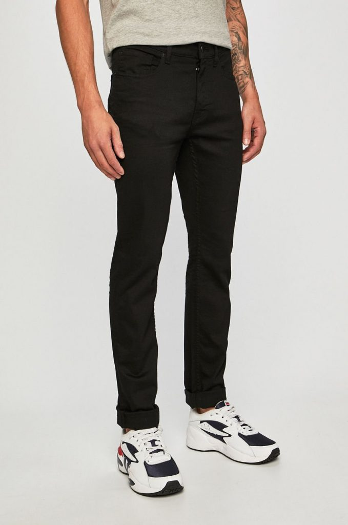 Only & Sons - Jeansi Weft Stay Black