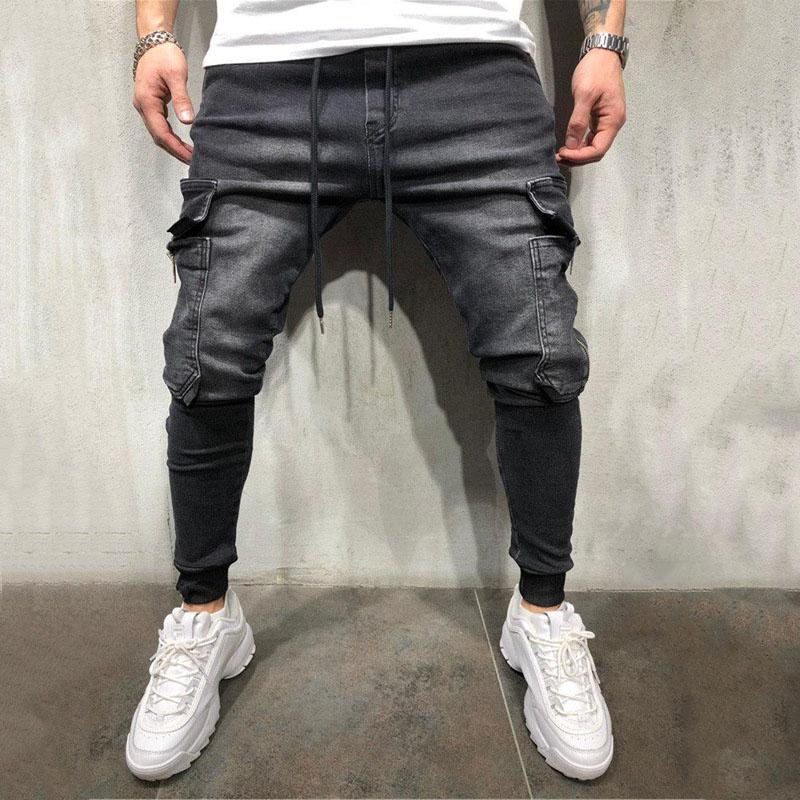 Pantaloni blugi moderni pentru barbati