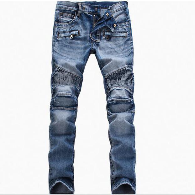 Pantaloni stil blugi