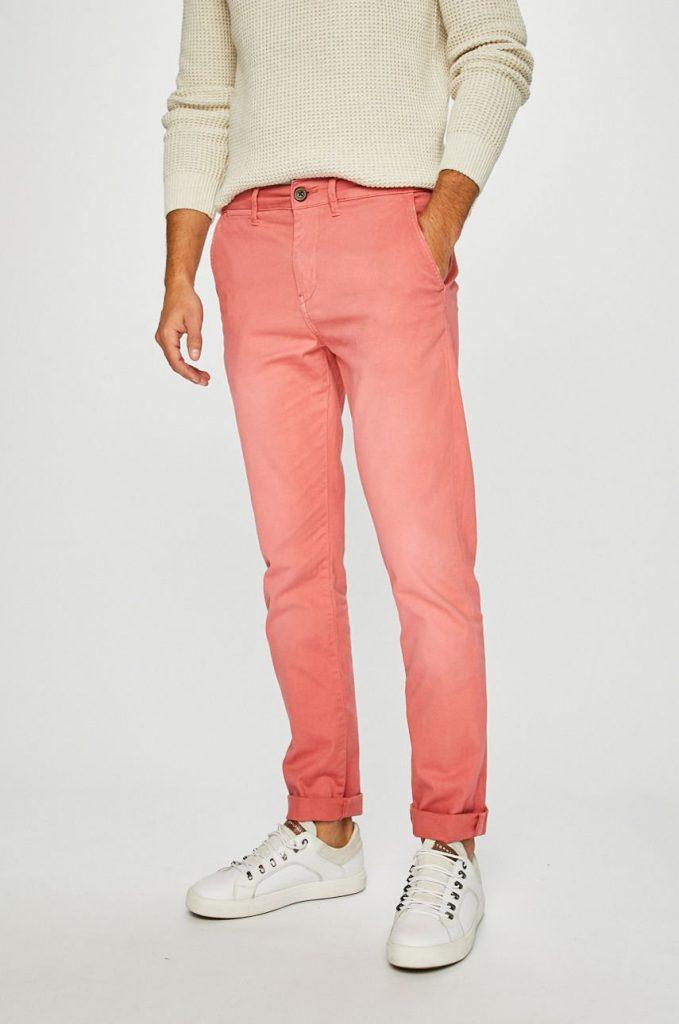 Pepe Jeans - Pantaloni Sloane