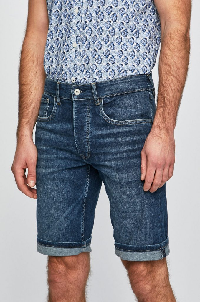 Pepe Jeans - Pantaloni scurti Callen