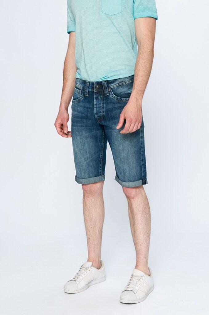 Pepe Jeans - Pantaloni scurti Cash