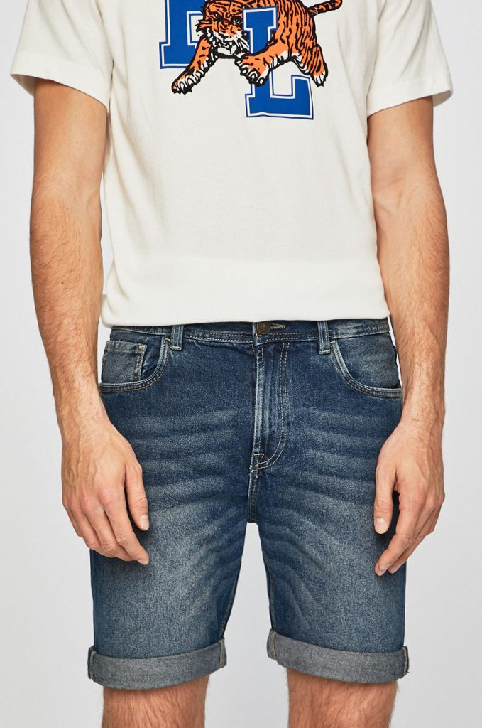Produkt by Jack & Jones - Pantaloni scurti jeans