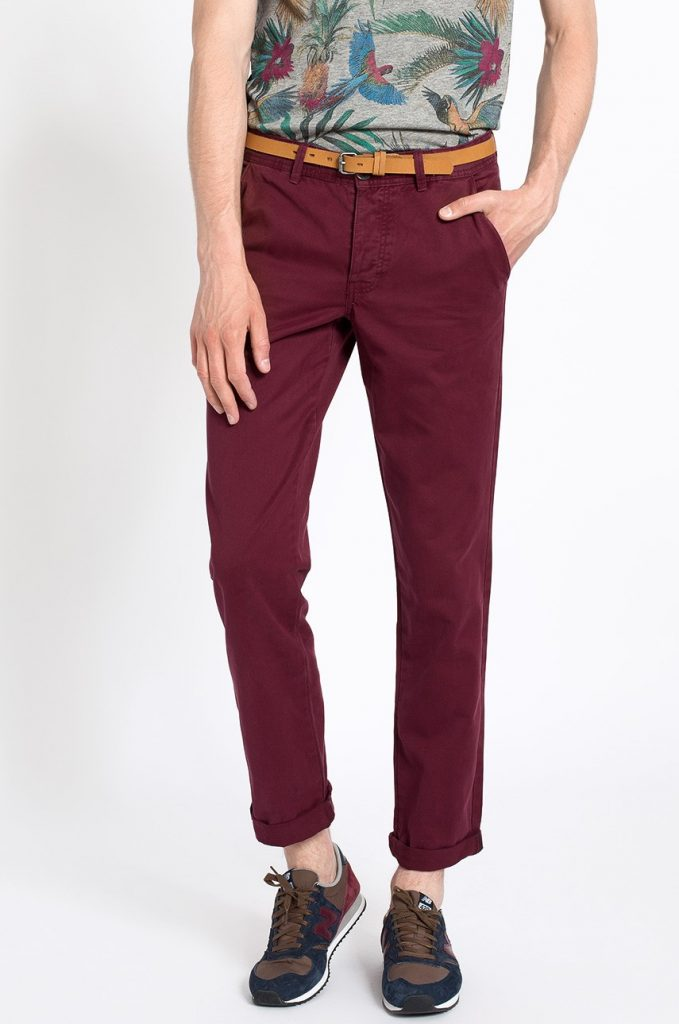 Review - Pantaloni Chino