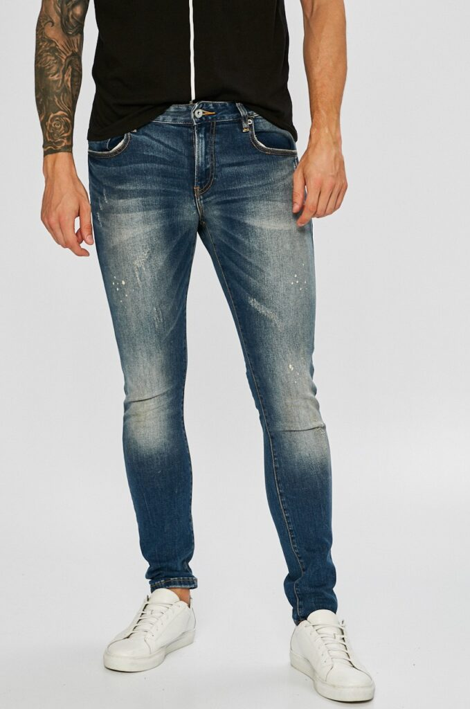 Scotch & Soda - Jeansi 144790