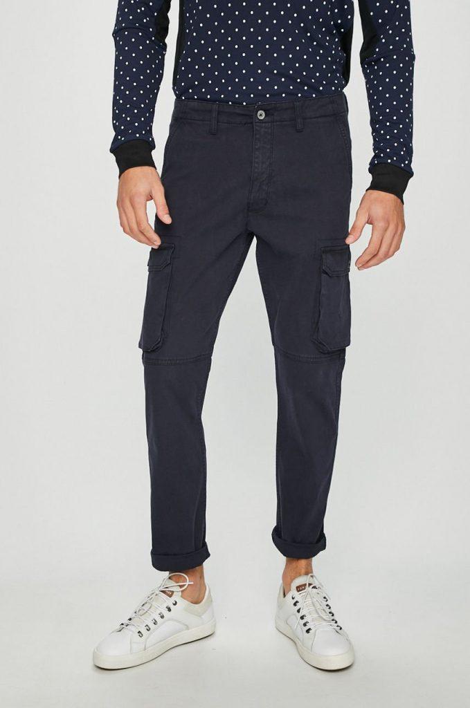 Wrangler - Pantaloni Cargo